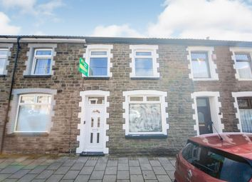 3 bed end terrace house for sale in Regent Street, Ferndale CF43