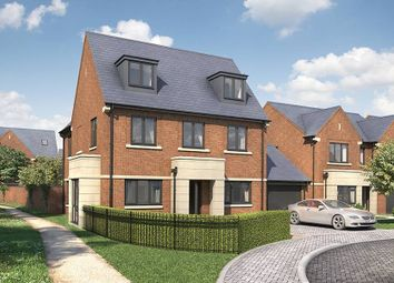 "Thumbnail 5 bed detached house for sale in ""The Oatland"" at Orchard Lane, East Molesey"