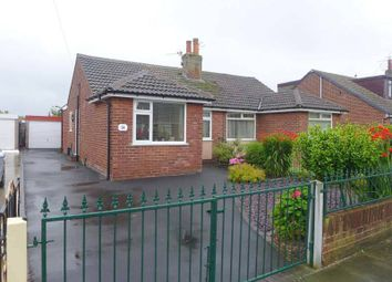 Thumbnail 2 bed semi-detached bungalow for sale in Consett Avenue, Thornton-Cleveleys