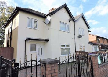 Thumbnail 3 bed semi-detached house for sale in Beresford Road, Longsight, Manchester