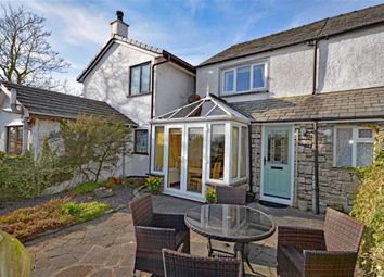 Thumbnail 2 bed cottage for sale in Tarn House Cottage, Great Urswick, Cumbria