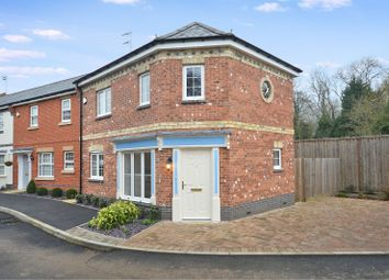 Thumbnail 2 bed semi-detached house for sale in Isabel Lane, Kibworth, Leicester