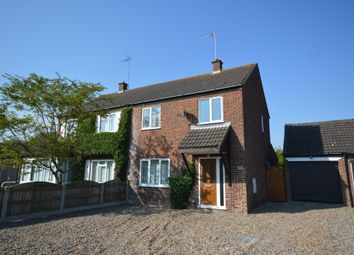 Thumbnail 3 bed semi-detached house for sale in Beresford Road, Holt, Norfolk