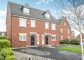 Thumbnail 4 bed semi-detached house for sale in Hampshire Avenue, Buckshaw Village, Chorley