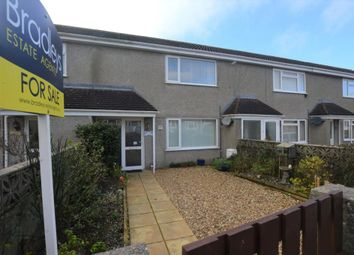 Thumbnail 2 bed terraced house for sale in Trelawney Road, Helston, Cornwall