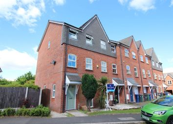 Thumbnail 3 bedroom terraced house for sale in New Bridge Gardens, Bury