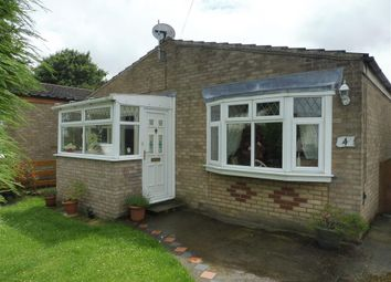 Thumbnail 3 bed detached bungalow for sale in Grounds Way, Coates, Whittlesey, Peterborough