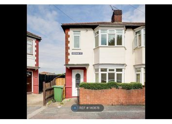 Thumbnail 3 bed end terrace house to rent in Gresham Road, London