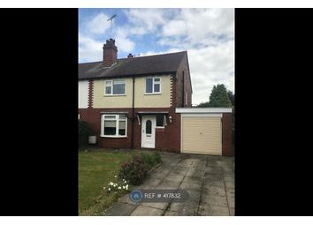 Thumbnail 3 bed semi-detached house to rent in Whirley Road, Macclesfield