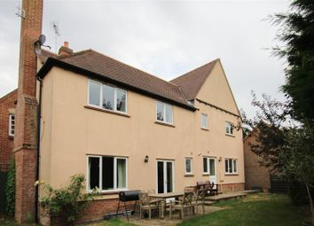 Thumbnail 4 bed detached house to rent in The Old Bakery, Chapel Street, Steeple Bumpstead, Haverhill