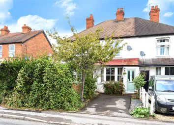 Thumbnail 2 bed terraced house for sale in Milley Bridge, Waltham St. Lawrence, Reading, Berkshire