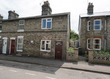 Thumbnail 2 bed terraced house to rent in Queens Road, Royston, Hertfordshire