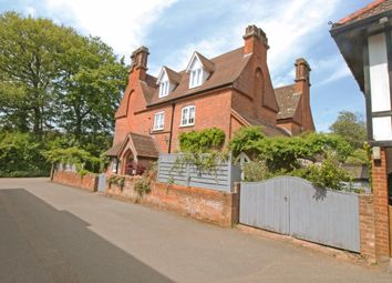 Thumbnail 4 bed semi-detached house for sale in St Johns Road, Exmouth, Devon