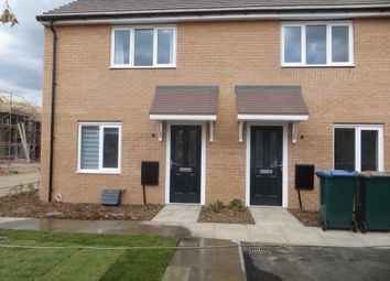 Thumbnail 1 bed terraced house to rent in Marpen Road, Coventry