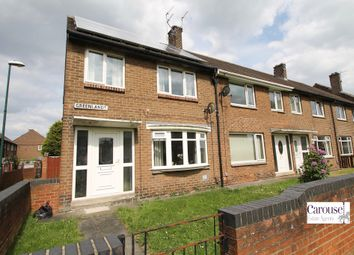 Thumbnail 3 bed end terrace house for sale in Greenlands, Jarrow
