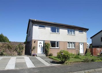 Thumbnail 1 bed property for sale in Locherburn Avenue, Houston, Johnstone