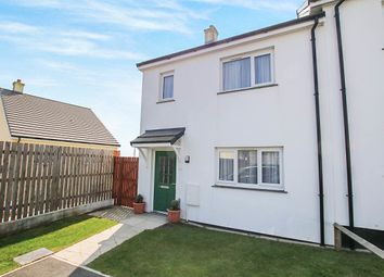Thumbnail 2 bed semi-detached house for sale in Windmill Hill, Grampound Road, Truro