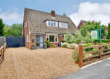 Thumbnail 2 bed semi-detached house for sale in Little Paxton, St Neots, Cambridgeshire