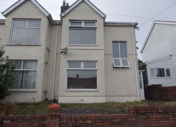 Thumbnail 3 bed semi-detached house for sale in Capel Road, Llanelli
