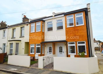 Thumbnail 3 bed end terrace house for sale in Seaview Road, Southend-On-Sea, Essex