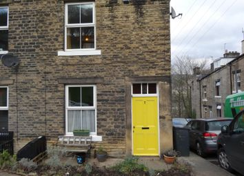 Thumbnail 2 bed end terrace house to rent in Palace House Road, Hebden Bridge