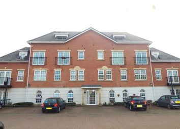 Thumbnail 2 bedroom flat for sale in Garden Close, Poulton-Le-Fylde, Lancashire