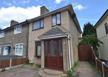 Thumbnail 4 bed terraced house to rent in Rowdowns Road, Dagenham, Essex