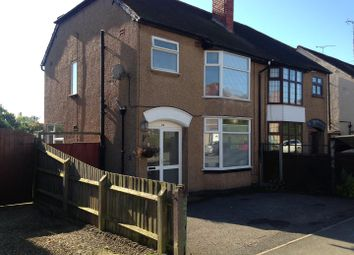 3 bed semi-detached house for sale in Fir Tree Avenue, Coventry CV4