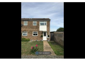 Thumbnail 2 bed terraced house to rent in Gilders Way, Clacton-On-Sea