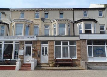 Thumbnail 1 bedroom flat to rent in St. Chads Road, Blackpool