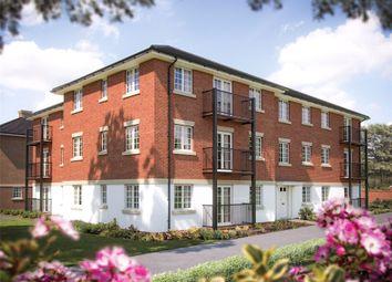 Thumbnail 2 bed flat for sale in Emmbrook Place, Matthewsgreen Road, Wokingham, Berkshire