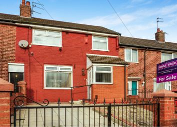 Thumbnail 3 bed town house for sale in Hignett Avenue, St. Helens