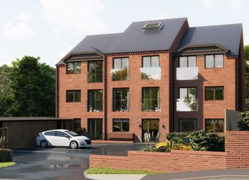 Thumbnail 1 bed flat for sale in Hallfield Road, York