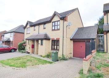 Thumbnail 3 bed semi-detached house for sale in Mountview Close, Vange, Basildon