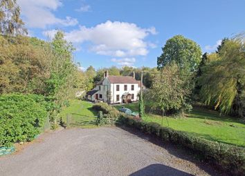 Thumbnail 4 bed farmhouse for sale in Easthope Coppice Farm, Broseley Wood, Shropshire.