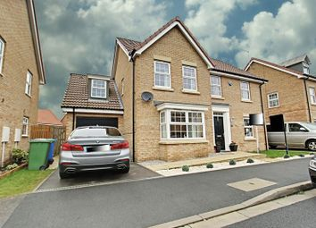 Thumbnail 4 bedroom detached house for sale in Medforth Street, Market Weighton, York