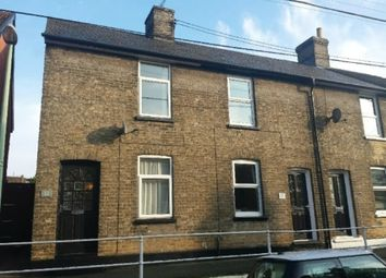 Thumbnail 2 bed end terrace house to rent in Victoria Road, Stowmarket