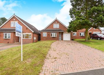 Thumbnail 4 bed detached bungalow for sale in Dunsley Grove, Wolverhampton