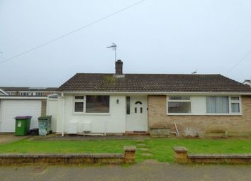 Thumbnail 2 bed bungalow for sale in Chichester Road, Sandgate, Folkestone