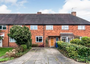 Thumbnail 3 bed terraced house for sale in The Leasowe, Lichfield