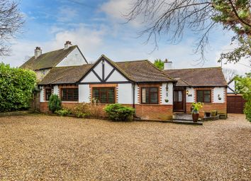 Thumbnail Bungalow to rent in Norrels Drive, East Horsley, Leatherhead