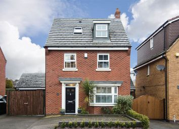 Thumbnail 4 bed detached house to rent in Hough Way, Essington, Wolverhampton