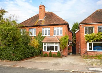 Thumbnail 3 bed semi-detached house for sale in Ottways Lane, Ashtead, Surrey