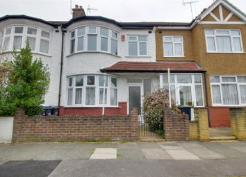 Thumbnail 3 bed terraced house for sale in Lincoln Crescent, Enfield
