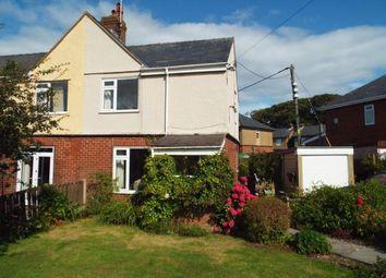 Thumbnail 3 bed semi-detached house for sale in Maes Glyndwr, Treuddyn, Mold, Flintshire