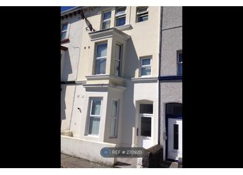 Thumbnail 2 bed flat to rent in West Hoe, Plymouth