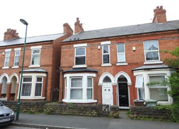 Thumbnail 2 bed terraced house for sale in Exeter Road, Forest Fields, Nottingham