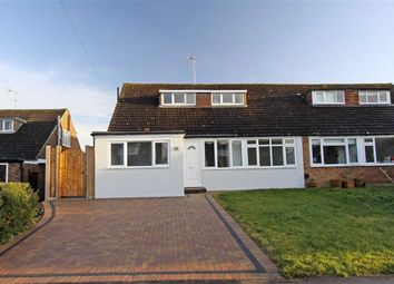 Thumbnail 4 bedroom semi-detached house for sale in Lattimore Road, Wheathampstead, Hertfordshire