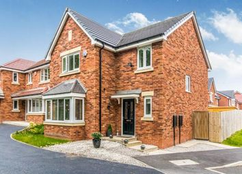 Thumbnail 4 bedroom detached house for sale in Bloomsbury Crescent, Heaton, Bolton, Greater Manchester