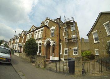 Thumbnail 2 bed flat to rent in Halesworth Road, Lewisham, London